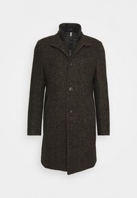 Winter coat - chocolate brown