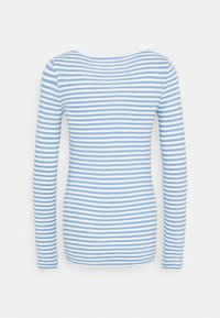 Marc O'Polo - LONG SLEEVE - T-shirt à manches longues - washed cornflower - 5