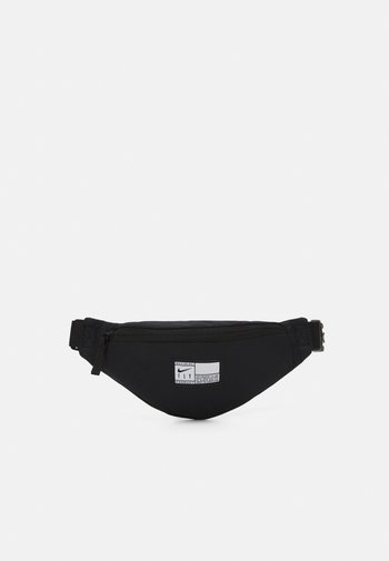 HERITAGE HIP PACK FLY - Bum bag - black/white