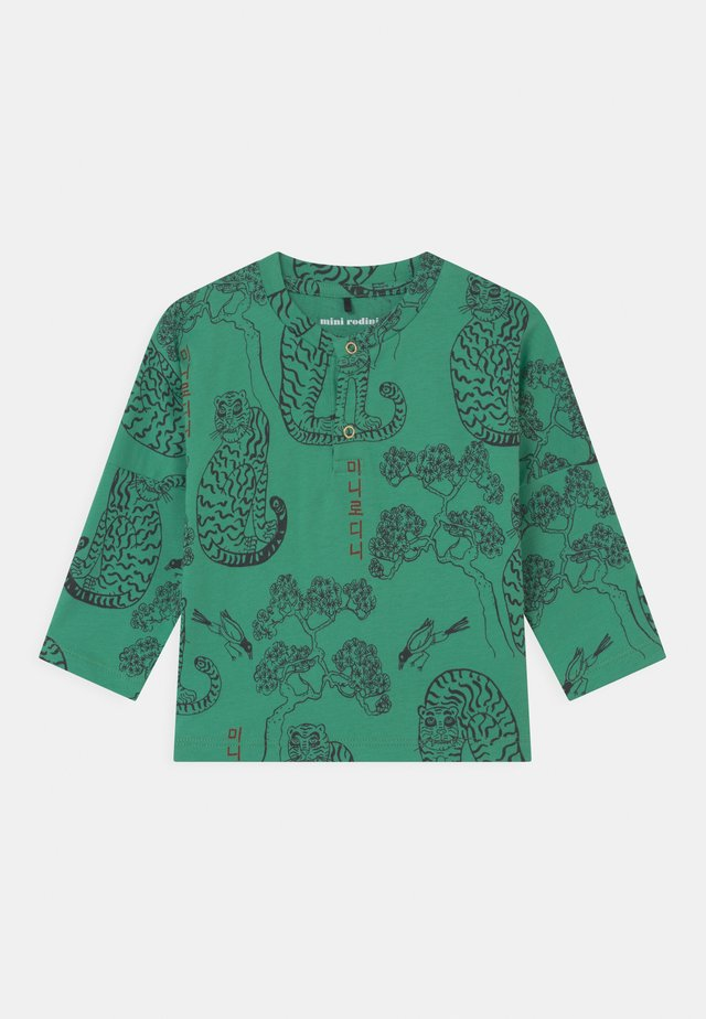 TIGERS GRANDPA UNISEX - Long sleeved top - green