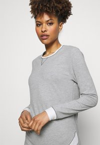 Esprit - ALDERCY NIGHTSHIRT - Nightie - medium grey - 3