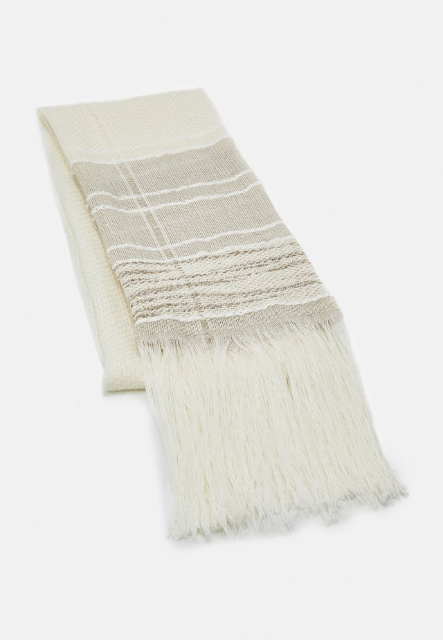 KARA PLAYA SCARF - Sciarpa - antique white