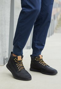 Timberland - KILLINGTON - Lace-up ankle boots - black - 7