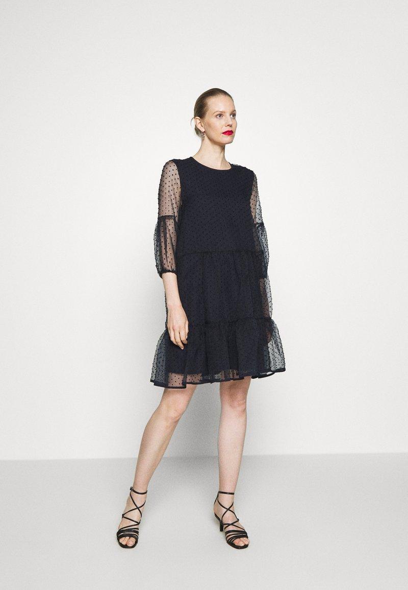 InWear - KATERINA DRESS - Cocktail dress / Party dress - marine blue