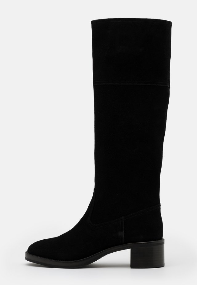 BOOT  - Stivali alti - black