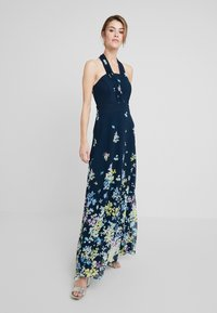 Esprit Collection - FLUENT - Maxi dress - navy - 0
