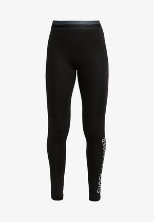 BRANDED LEGGINGS - Tights - schwarz
