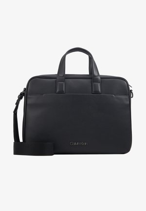 CENTRAL LAPTOP BAG - Stresskoffert - black