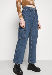 BDG Urban Outfitters - SKATE JEAN - Jeans relaxed fit - mid vintage - 4