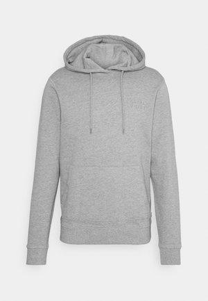 SEBASTIAN HOOD - Sweatshirt - grey