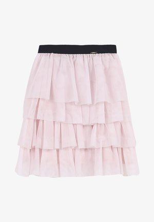 Pleated skirt - pearl pink