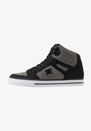 PURE TOP SE - Skate shoes - black
