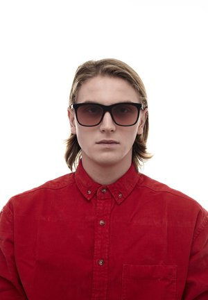 COLLECTION - Sunglasses - rot/weiß