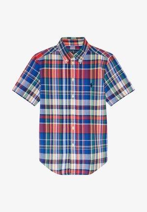 Košile - red multi