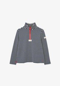 Tom Joule - PIP - Long sleeved top - cremefarben marineblau streifen - 5
