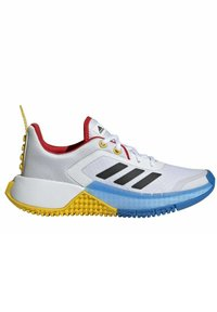 adidas Performance - LEGO®  - Stabilty running shoes - white - 9
