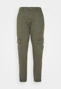 ONLGIGI CARRA LIFE  - Cargo trousers - kalamata