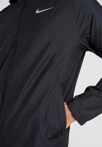 Nike Performance - Training jacket - black/reflective silver - 5