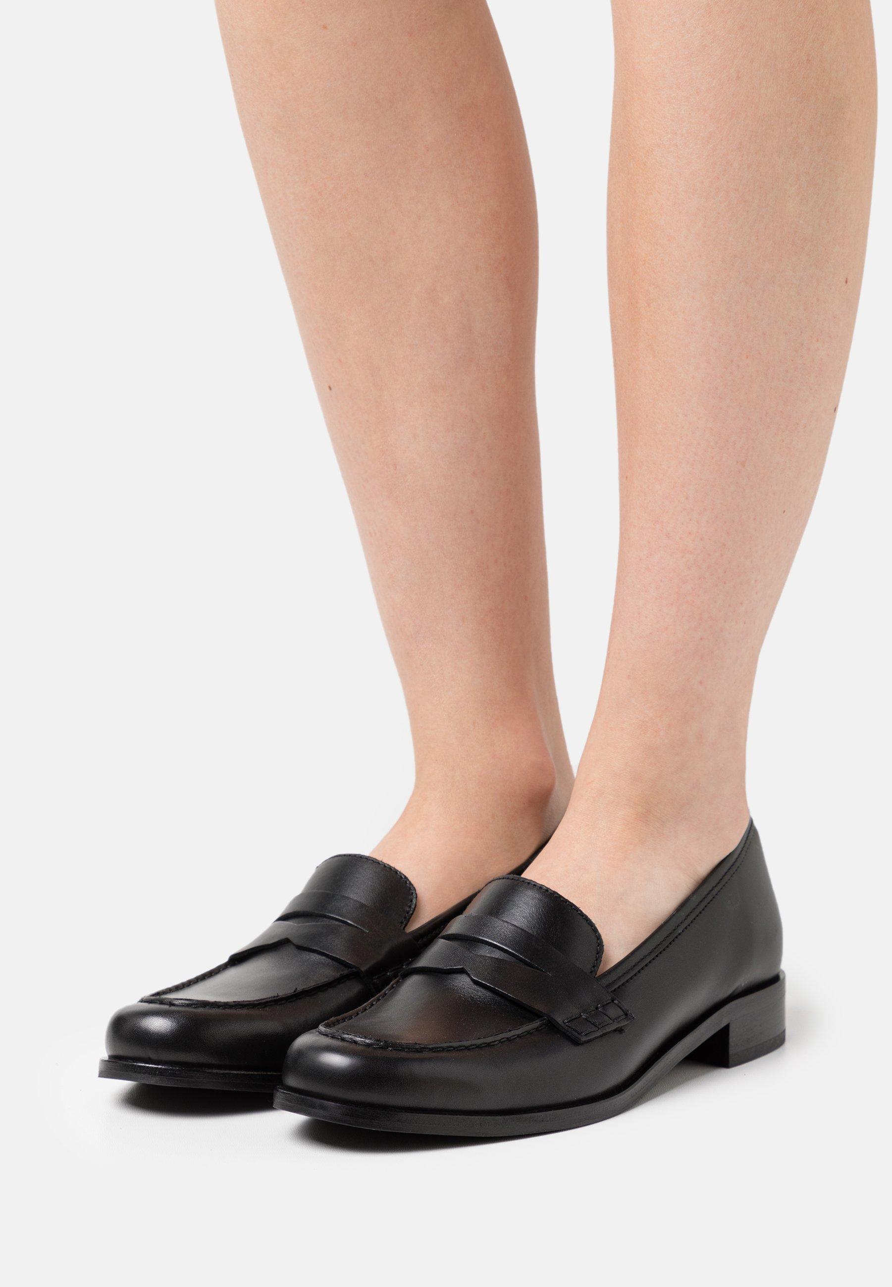 Women BOWIE - Slip-ons - schwarz