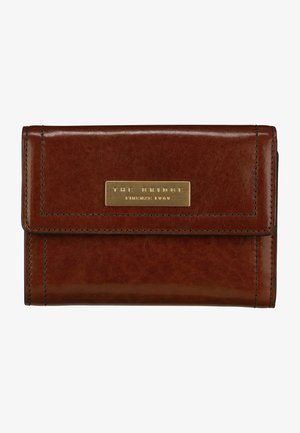 BEATRICE  - Wallet - marrone/oro