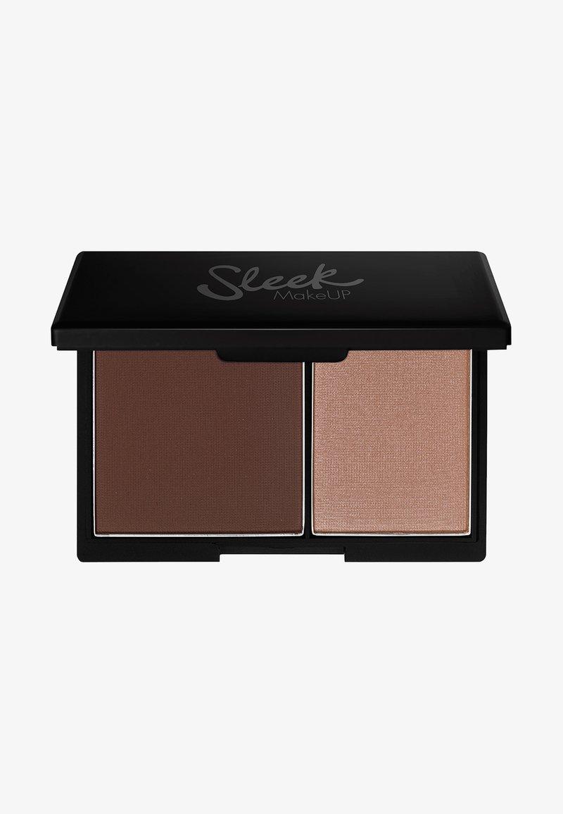 Sleek - FACE CONTOUR KIT - Face palette - medium