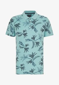 REGAN - Poloshirt - sea blue