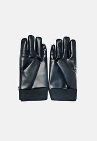 SEXFORSAINTS - Gloves - metallic black - 6