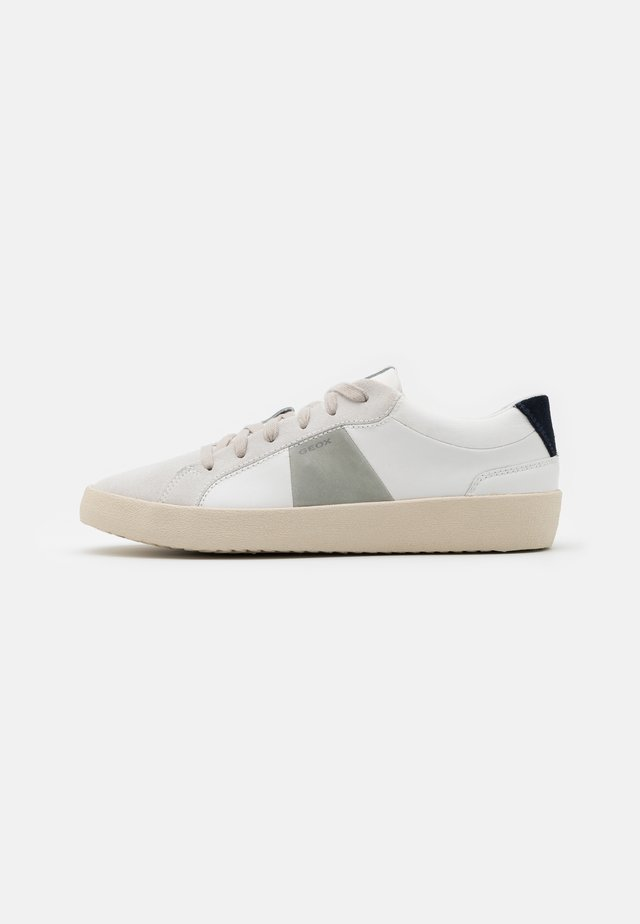 WARLEY - Trainers - white/light grey