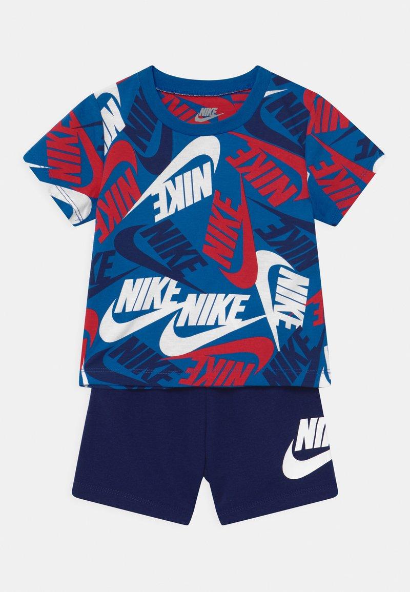 Nike Sportswear - FUTURA SET - Tracksuit bottoms - blue void