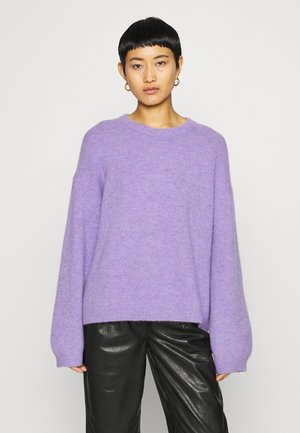 Sweatshirt - Jumper - lilac purple light
