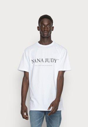 IMPERIA - T-shirt print - white