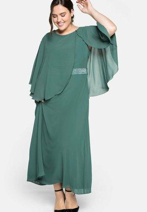 Maxi dress - opalgrün