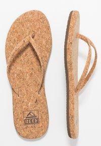 Reef - BLISS SUMMER - Sandály s odděleným palcem - beige - 3
