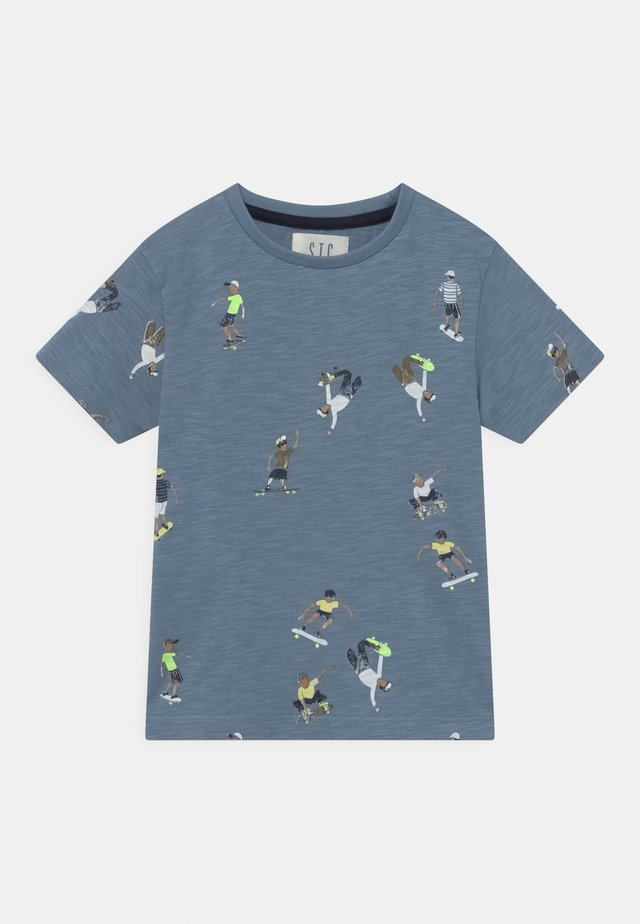 KID - T-shirt con stampa - light blue