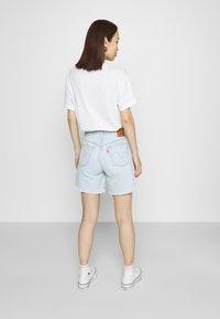 Levi's® - 501® MID THIGH SHORT - Denim shorts - luxor focus - 2
