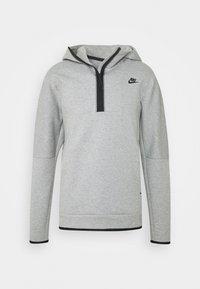 Nike Sportswear - Hoodie -  grey heather/black - 6