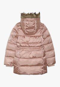GAP - GIRL LONG WARMEST - Down coat - pink champagne - 1