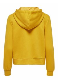 ONLY - Zip-up hoodie - tawny olive - 1