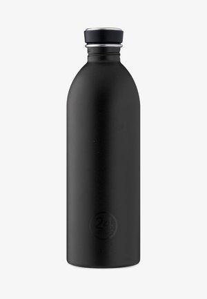 TRINKFLASCHE URBAN BOTTLE PASTEL STEEL - Other accessories - stone tuxedo black