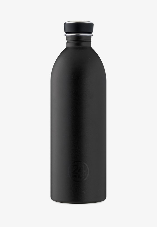 TRINKFLASCHE URBAN BOTTLE PASTEL STEEL - Other - stone tuxedo black