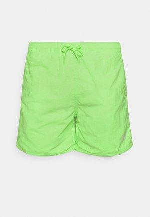 Swimming shorts - zest green