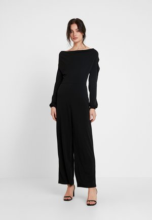 COWL NECK - Jumpsuit - black