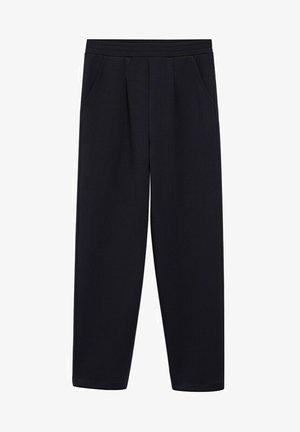 PAPIER - Trousers - noir