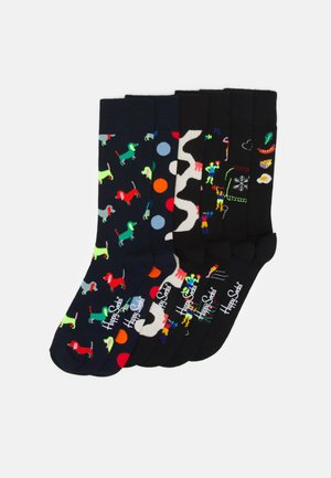 24 DAYS OF HOLIDAY 24 PACK UNISEX - Socks - multi