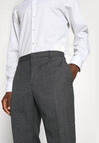 Calvin Klein Tailored - EXCLUSIVE MINIDOT SUIT - Suit - blue - 7