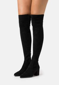 Madden Girl - DANIELA - Over-the-knee boots - black - 4