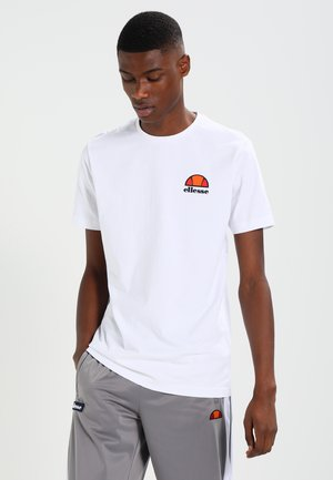 CANALETTO - T-shirt con stampa - optic white