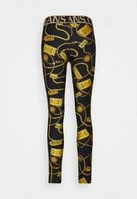 Versace Jeans Couture - Leggings - Trousers - black - 8