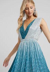 LIU JO - ABITO - Vestito elegante - ocean gard/platino - 3