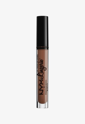 LINGERIE LIQUID LIPSTICK - Liquid lipstick - 10 teddy